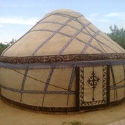 Кыргызские юрты фото