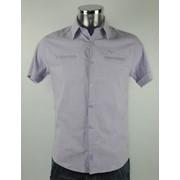 Рубашка мужская (100% хлопок ) р.ряд M-(44),L-(46),XL-(48),2XL-(50) Артикул: 1200 фото