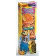 Палочки Kiki Excellent для волн.попугаев с апельсином и бананом 3133 2шт фото