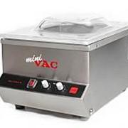 Настольный вакуумный упаковщик miniVAC фото