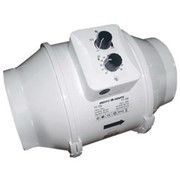 Вентилятор канальний Вентс ТТ-100 У с электронным модулем температуры и скорости фото