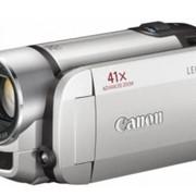 Цифровая видеокамера Canon LEGRIA FS306 KIT silver фото