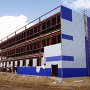 Здания быстро монтируемые фото