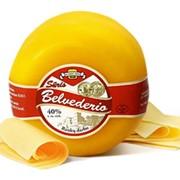 Сыр ферментный полутвердый Бельведерис ручной работы фото