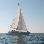 Паруса для малых яхт фото