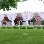 Свадебные шатры фото