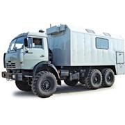 Автофургон К4320Д (шасси КАМАЗ-43114 6х6) фото