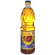 Масло подсолнечное нерафинированное фасованное, Украина, Днепропетровская область фото