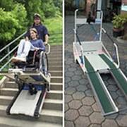 Noname Лестничный гусеничный мобильный подъемник по лестничному маршу для инвалидов Public фото