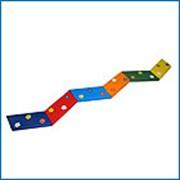 Детские мягкие спортивные модули - Координационная дорожка фото