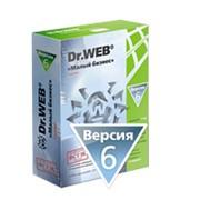 Dr.Web «Малый бизнес» 5ПК/1СРВ/1 год фото