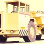 Самосвал шахтный МоАЗ-75081 фото