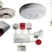 Построение систем противопожарной и охранной сигнализации. фото