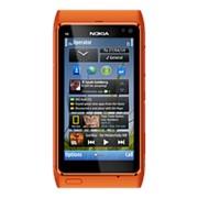 Nokia n8 orange фото