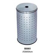 Корзина для белья - 29*54см B0061 оптом фото