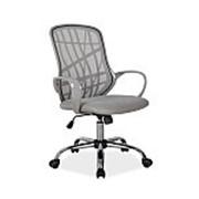 Кресло компьютерное Signal DEXTER (серый) фото