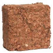 Кокосовый блок 28x28x14 (чипсы) (50L) фото