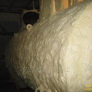 Пенополеуретановая /ппу /бесшовная теплоизоляция . фото