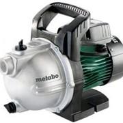 Поверхностный насос METABO P 2000 G (600962000) фото