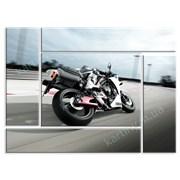 Картина Мотоцикл фото