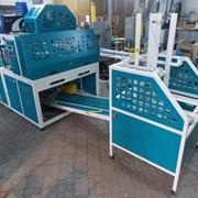 Машина для изготовления картонных ящиков ТИРАС-2.3 фото