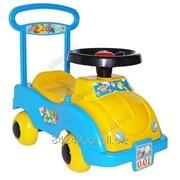 Автотранспортная игрушка Автомобиль-каталка №1 Совтехcтром фото