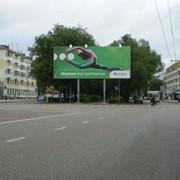 Размещение рекламы на видеоэкране фото