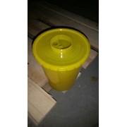 Контейнер безопасной утилизации (КБУ) 1,5 литра фото