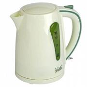 Чайник электрический Delta DL-1054 Зеленый 1.7л фото