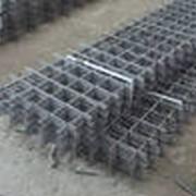 Сетка кладочная 100х100х3,0мм. 2х0,5м. Армопояс. фото