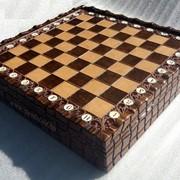 Шахматы ручной работа фото
