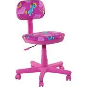 Кресло Свити сиреневый Пони розовые фото