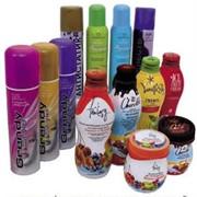 Упаковка из полиэтилена ,термоусадочные рукава-этикетки, круговые полипропиленовые и самоклеющиеся этикетки фото