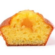 Маффин ванила с начинкой абрикос глубокой заморозки фото