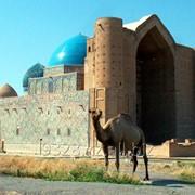 Туркестан фото