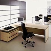 Мебель для кабинетов руководителей фото