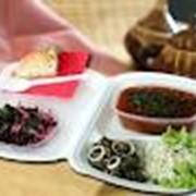 Услуги комплексных обедов фото
