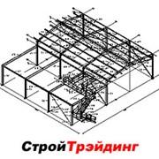 Проектирование офисных и административных зданий, торгово-развлекательных и торгово-складских комплексов, торговых центров, магазинов фото