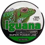 "Леска Balsax ""Iguana"" 100 м, 0.30 мм, 8.6 кг, прозрачная фото"