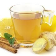 Чай имбирный фото