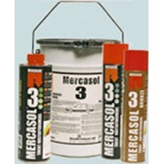 Покрытие защитное Mercasol №3 Bronze фото