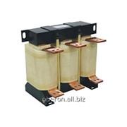 Дроссель сетевой ACL-0020 ток 20А, индуктивность 0,7мГн, для использования с ПЧ 7,5кВт фото