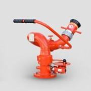 Ствол пожарный лафетный комбинированный СЛК-П20 фото
