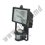 Прожектор сенсорный HL 104 150W R7S 78мм, черный Horoz (140555) фото
