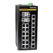 Управляемый промышленный Ethernet-коммутатор NetXpert NXI-3035 фото