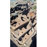 Боковина тележки вагона фото