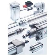 Пневматика AIGNEP (фитинги, клапаны, цилиндры, алюминиевые трубы) фото