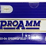 Патрон PMP(.30-06) SP ProAmm 9,72г (20шт.) фото