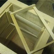 Изготовление рамок для ульев. фото