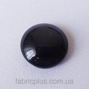 Пуговица 2 р. черн. перл. 8059 б фото